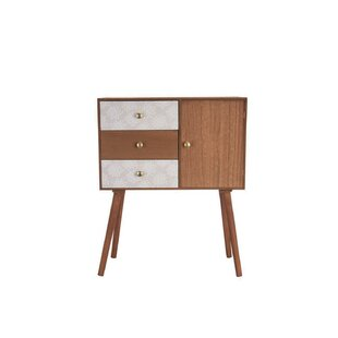 Gabrielson 1 Door Accent Cabinet by George Oliver
