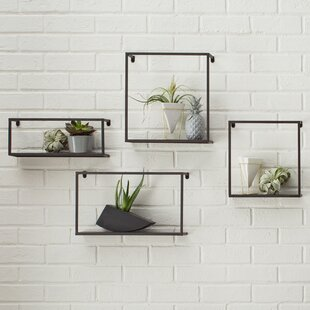 Holly & Martin 4 Piece Zyther Metal Wall ..