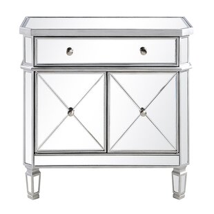 Wildon Home ® 1 Drawer Accent Cabinet