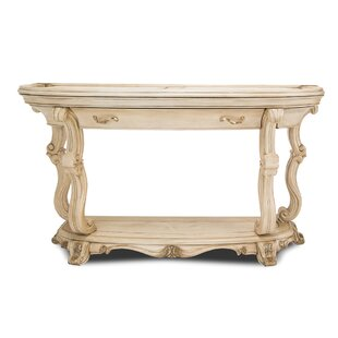 Platine De Royale Console Table