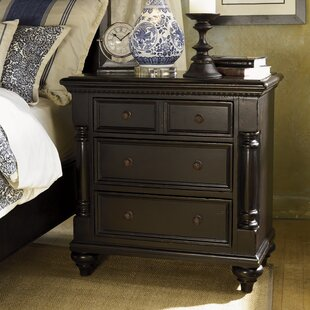 Kingstown 3 Drawer Bachelor's Chest by Tommy Bahama Home