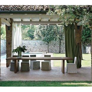 YumanMod Medea Rectangular Extendable Dining Table