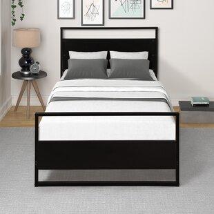 Dallion Twin Low Profile Platform Bed by Latitude Run