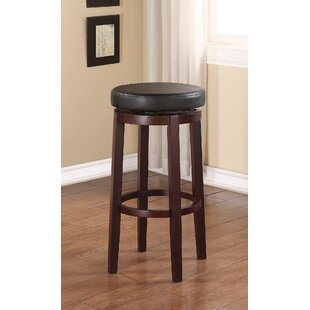 Colesberry 31 Swivel Bar Stool by Andover Mills Amazing