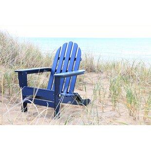 Navy Blue Adirondack Chair | Wayfair.ca