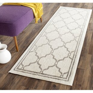 Wason Off-White Indoor/Outdoor Area Rug