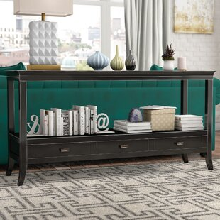 Elisamarie Rectangle Console Table