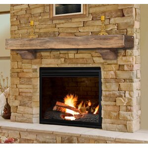 Lovely Shenandoah Fireplace Mantel Shelf Great Ideas