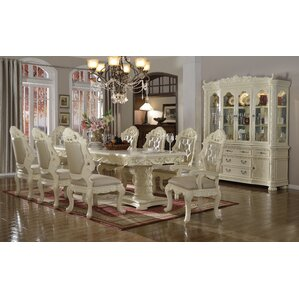 Palmer 9 Piece Dining Set by Rosdorf Park