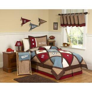 Sweet Jojo Designs All Star Sports Comforter Set