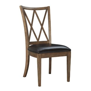 Gracie Oaks Headingley Upholstered Dining Chair (Set of 2)