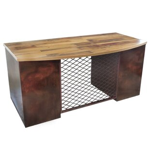 Bowfront Top Executive Desk by Urban 9-5