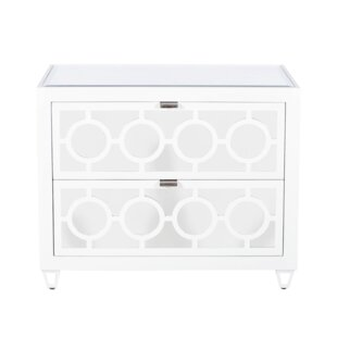 Genial 2 Drawer Nightstand