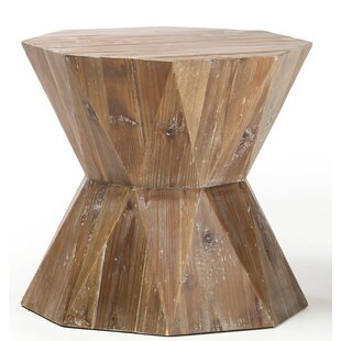 Arviso Reclaimed Fir End Table by Foundry..