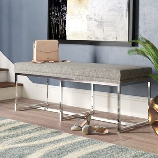 Fadrique Metal Metal Bedroom Bench