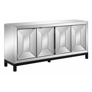 Viarra Grand Beveled Sideboard