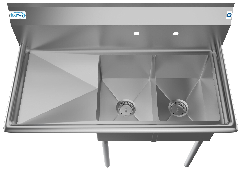 Freestanding Service Sink