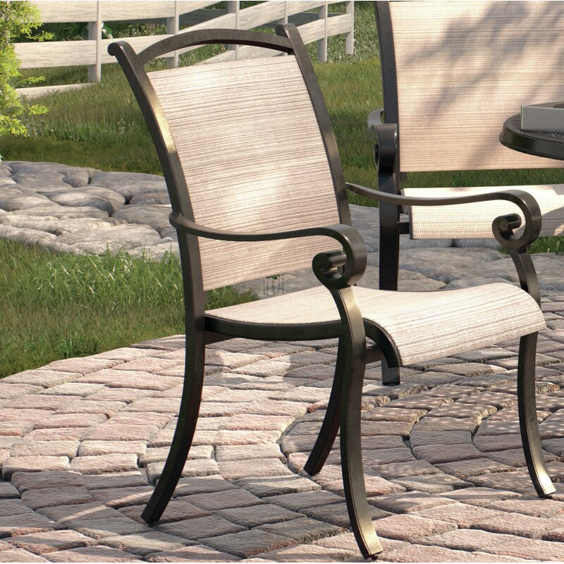 Admirable Toth Patio Dining Chair Gmtry Best Dining Table And Chair Ideas Images Gmtryco