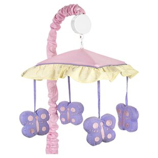 Find Butterfly Musical Mobile BySweet Jojo Designs