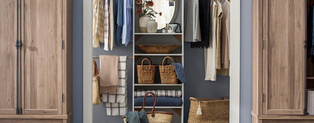 Closet & Bedroom Storage | Joss & Main