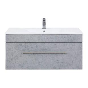 Viva 1000mm Wall Mount Vanity Unit By Belfry Bathroom