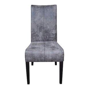Brayden Studio Pina Upholstered Dining Chair (Set of 2)
