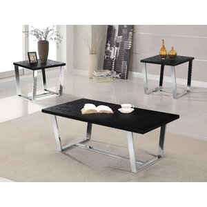 Mclaren 3 Piece Coffee Table Set