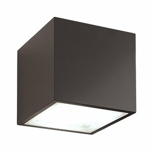 Bloc LED Outdoor Flush Mount by Modern Fo..
