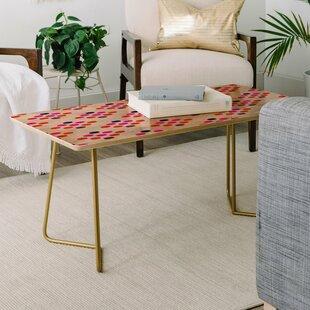 Bargain Diamond Coffee Table by East Urban Home