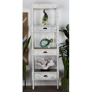 Cole & Grey Storage Standard Bookcase