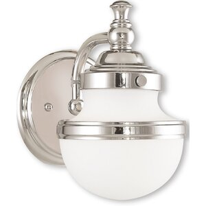 Montpelier 1-Light Armed Sconce