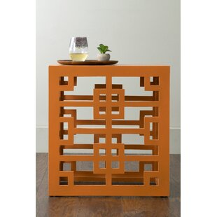Deverell End Table by Willa Arlo Interiors