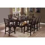 Wahlen Counter Height Dining Table by Charlton Home®
