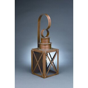 Suffolk 2-Light Outdoor Wall Lantern By Northeast Lantern Outdoor Lighting
