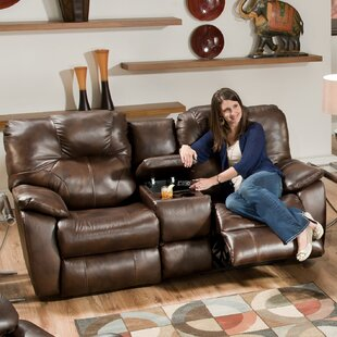 Avalon Reclining Loveseat Southern Motion