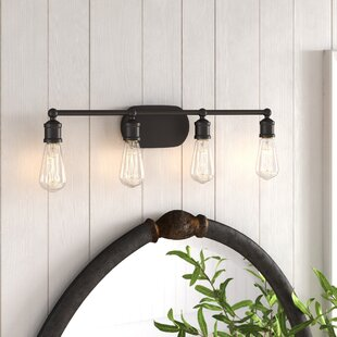 Birch 4 Light Bath Bar Wayfair
