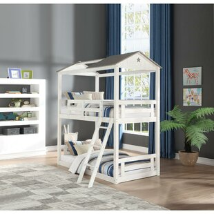Cooley Cottage Twin over Twin Bunk Bed