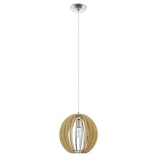 Waltham 1 Light Globe Pendant