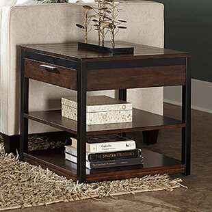 Find the perfect Huntsberry End Table By Brayden Studio