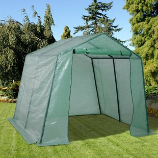 Odense 7.8 Ft W X 8.2 Ft D Greenhouse By Sol 72 Outdoor