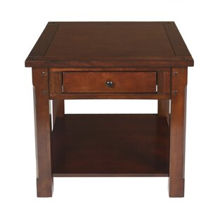 Roloff End Table