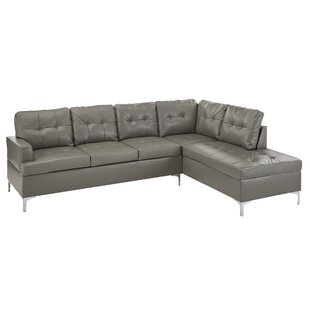 Braunste Sectional by Wade Logan