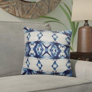 Florine Cotton Throw Pillow