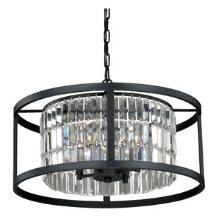 Vaxcel Catana 4-Light Chandelier