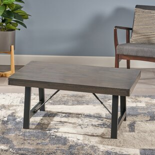 Conner Coffee Table Williston Forge