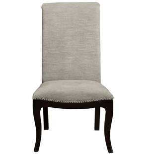 Blanton Upholstered Dining Chair (Set of 2) Alcott Hill