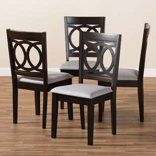 Bothell Solid Wood Dining Chair (Set of 4)