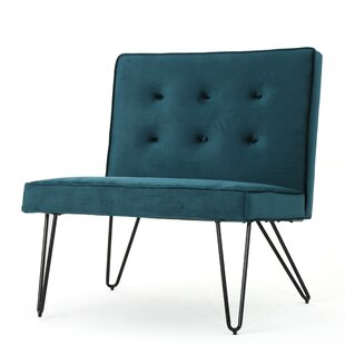 Mercury Row Lininger Slipper Chair