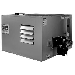 200,000 BTU Ceiling Mounted Forced Air Cabinet Heater By Lanair Products, LLC