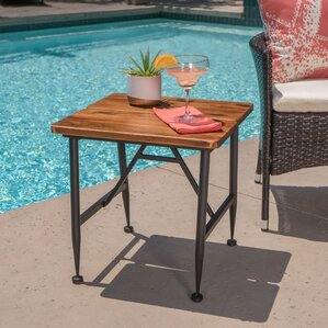 Gracie Oaks Beachworth End Table